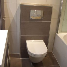 Witte wc